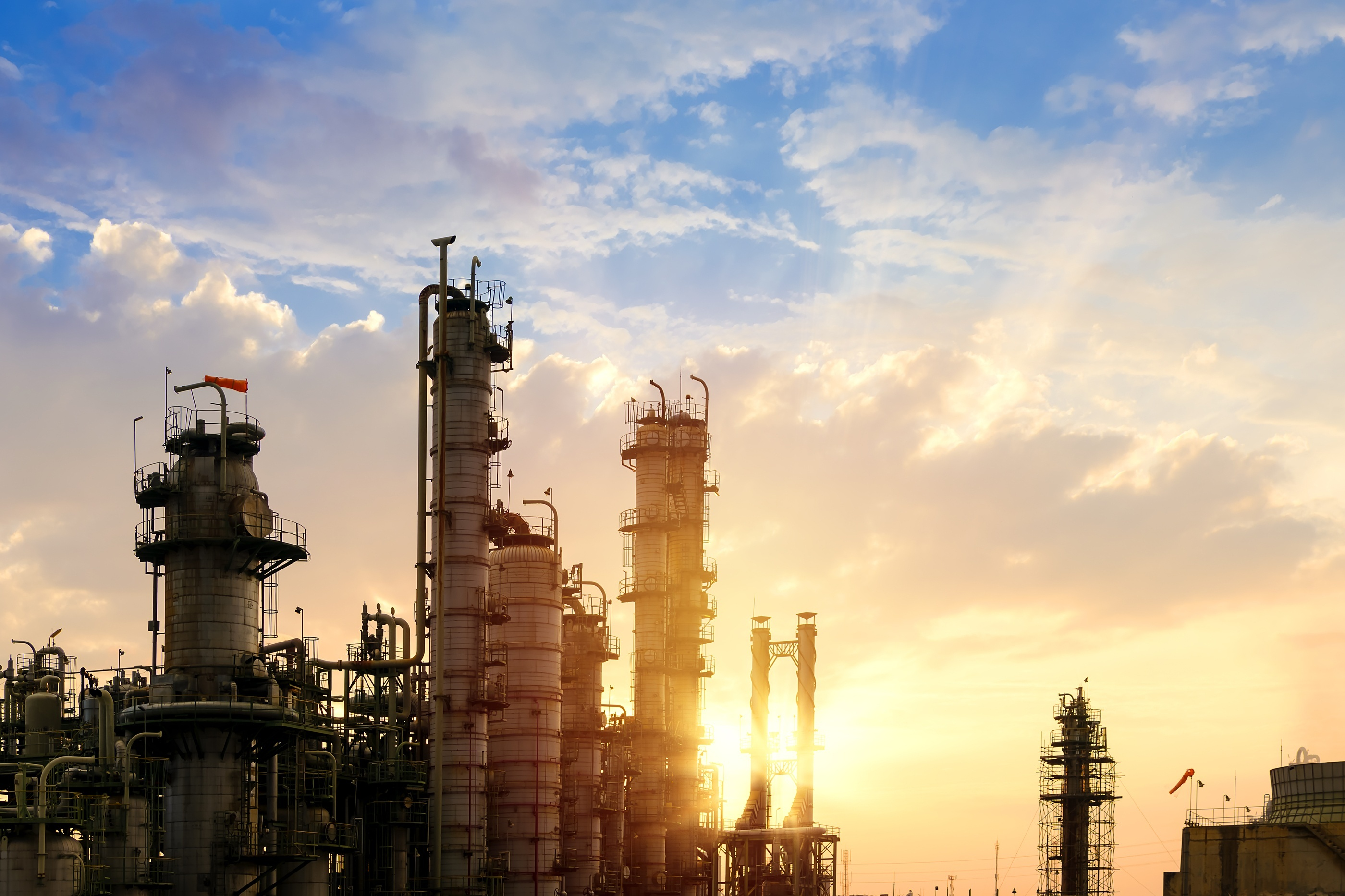 Bigstock Oil And Gas Refinery Plant Or 299029831